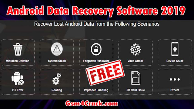 Download Android Data Recovery Software 2019 [Free]