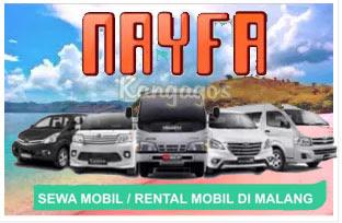 Rental Mobil Malang di NAYFA