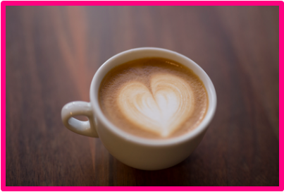 How to Make a Heart on Coffee