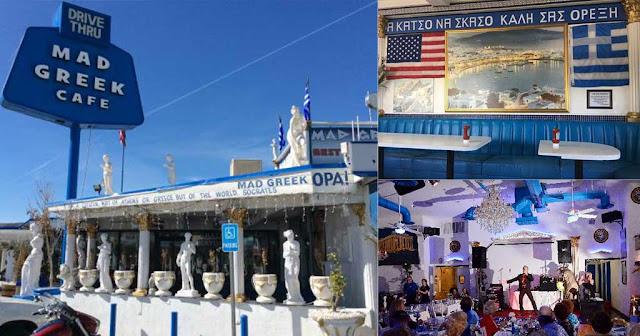 Έλληνας ομογενής βγάζει εκατομμύρια στην έρημο του Λας Βέγκας πουλώντας γύρο