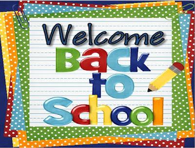 Resultado de imagen de welcome back to school