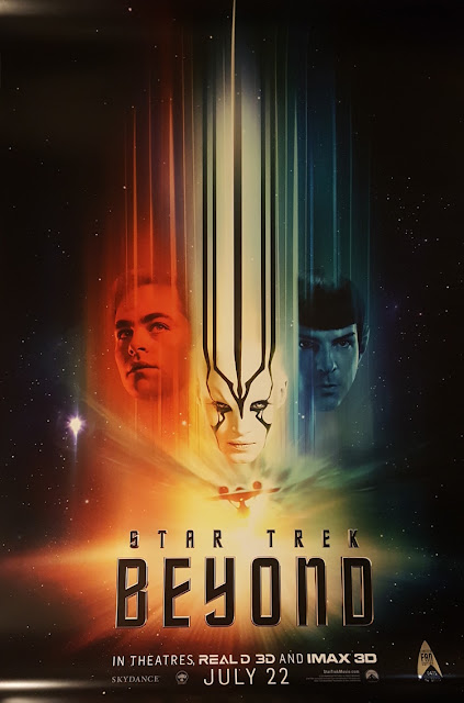 Movie Review – Star Trek Beyond