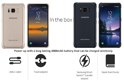 Samsung Galaxy S8 Active Manual User Guide