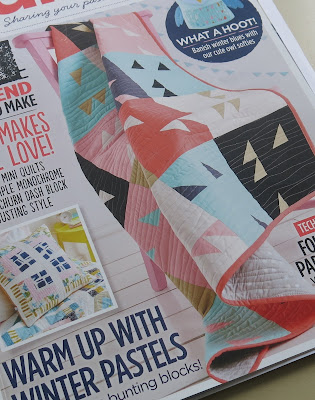 Love Patchwork and Quilting magazine - Issue 29