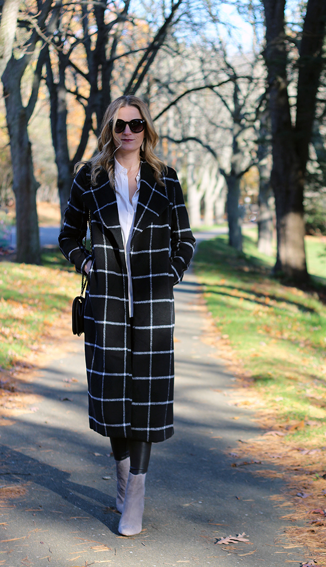 Affordable long coat
