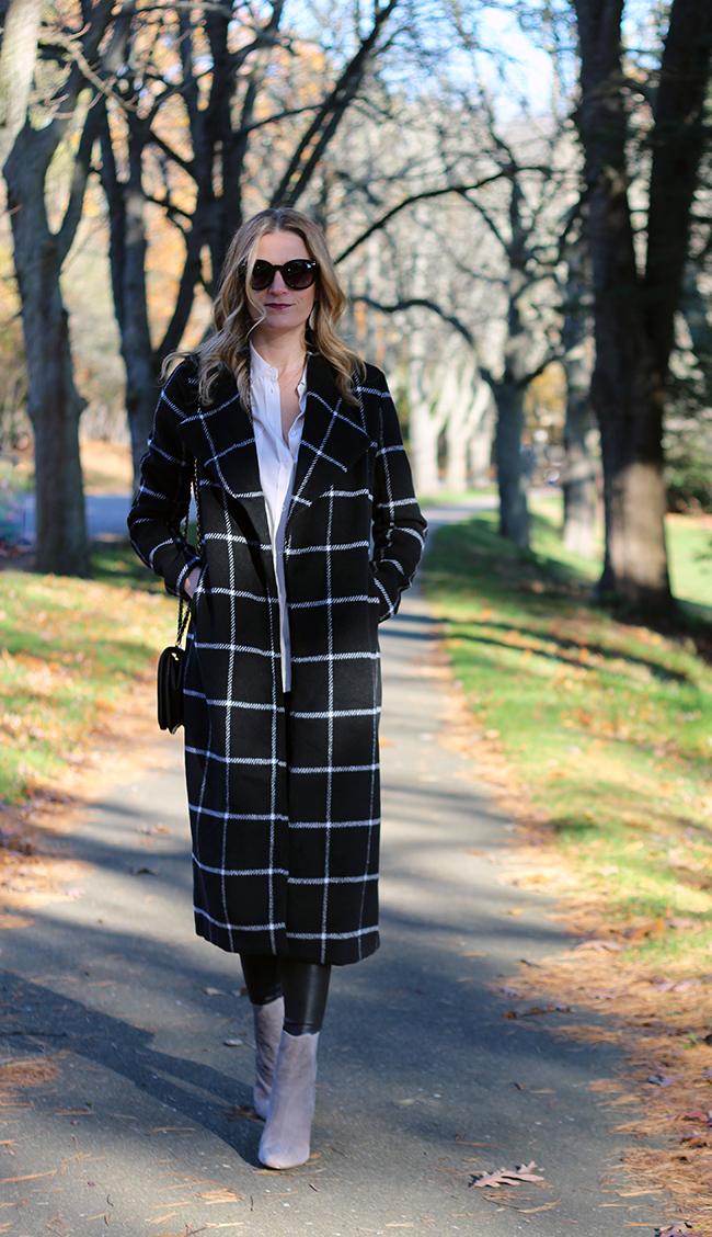 Affordable long coat