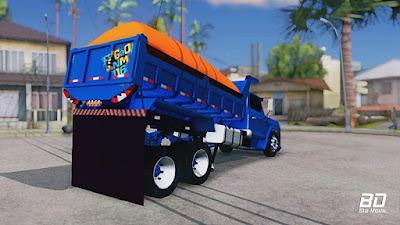 Download mod caminhão Chevrolet D70 Top para GTA San Andreas, GTA SA PC