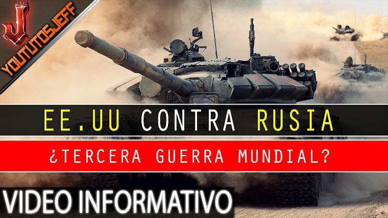 Estados Unidos se prepara para la guerra contra Rusia