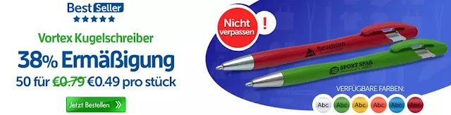 penseurope-Kugelschreiber