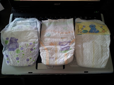 Momnari: Who Gives A Shit: Diaper Review