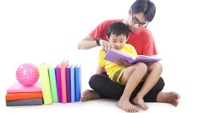 Tips Cerdas Orang Tua Untuk Mendidik Anak