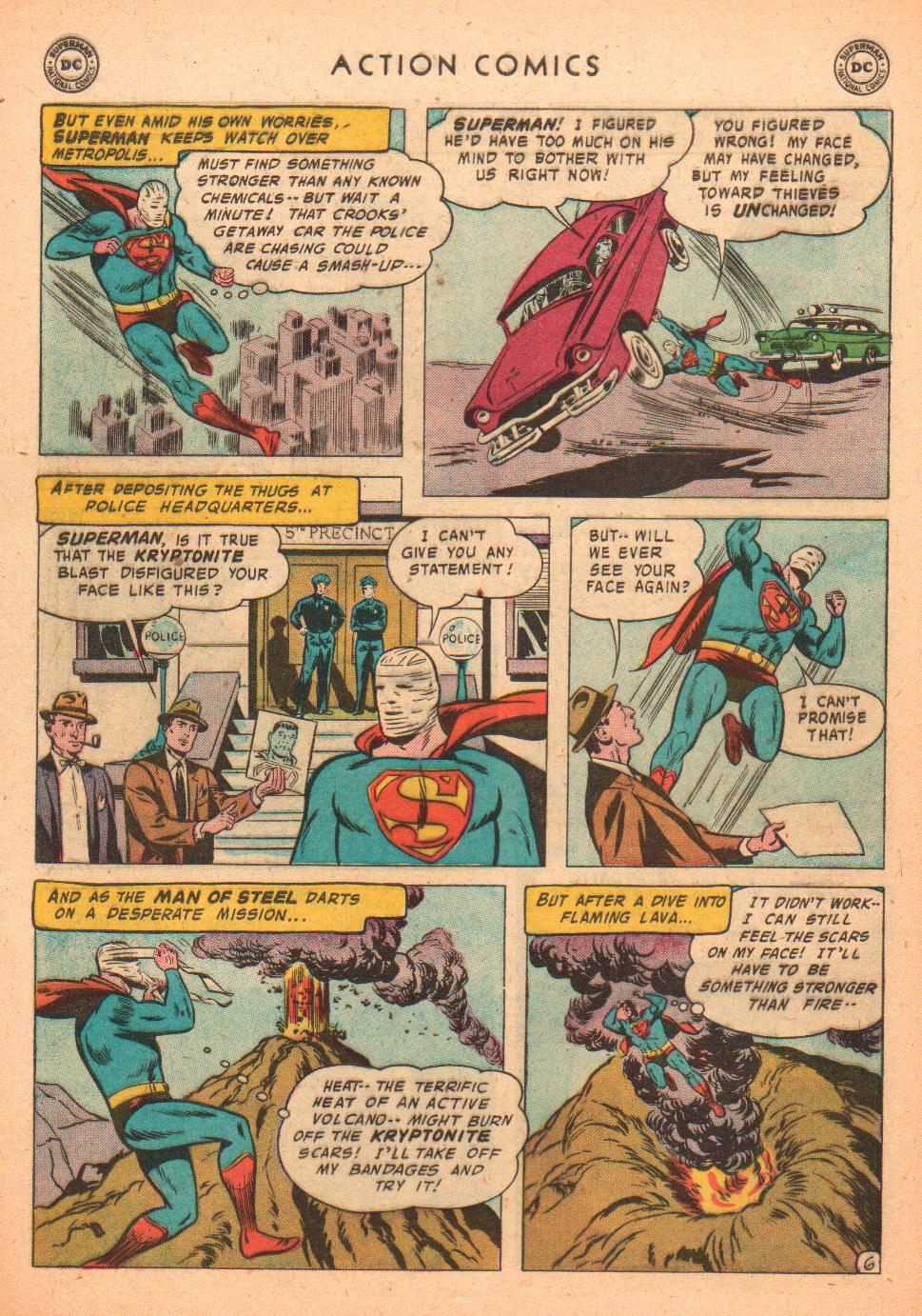 Read online Action Comics (1938) comic -  Issue #239 - 8