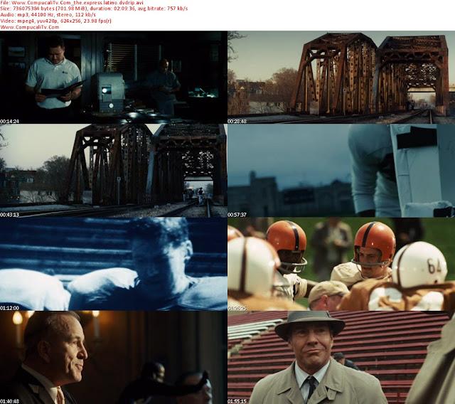 The Express [DVDRip] Español Latino 1 Link [Ver Online]