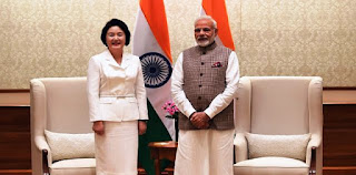 India, South Korea sign MoU for strengthening in the field of Tourism