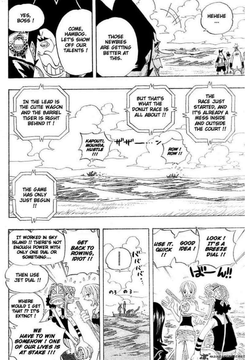 One Piece Ch 307