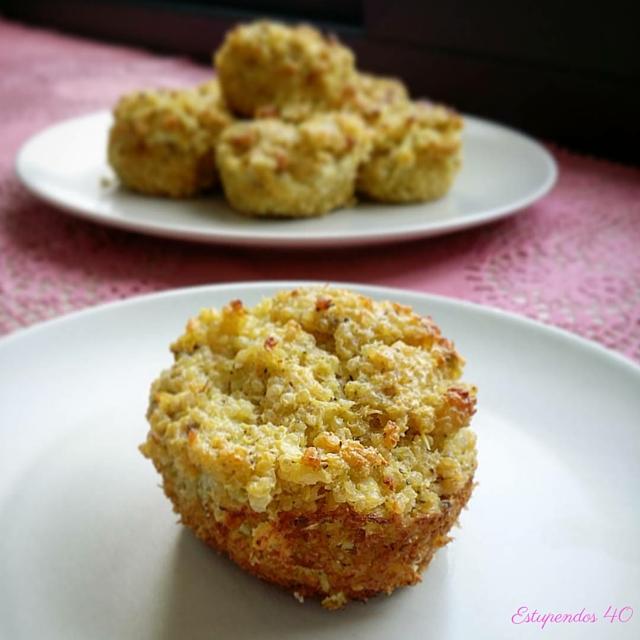 muffins-de-quinoa-y-coliflor