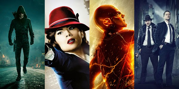 Serie tv DC Comics