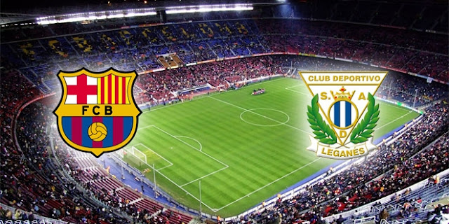 Barcelona vs Leganes Full Match And Highlights