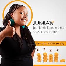 Jumia sales consultant