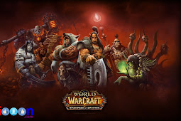 Free Download Game World of Warcraft Warlord of Draenor for Computer or Laptop