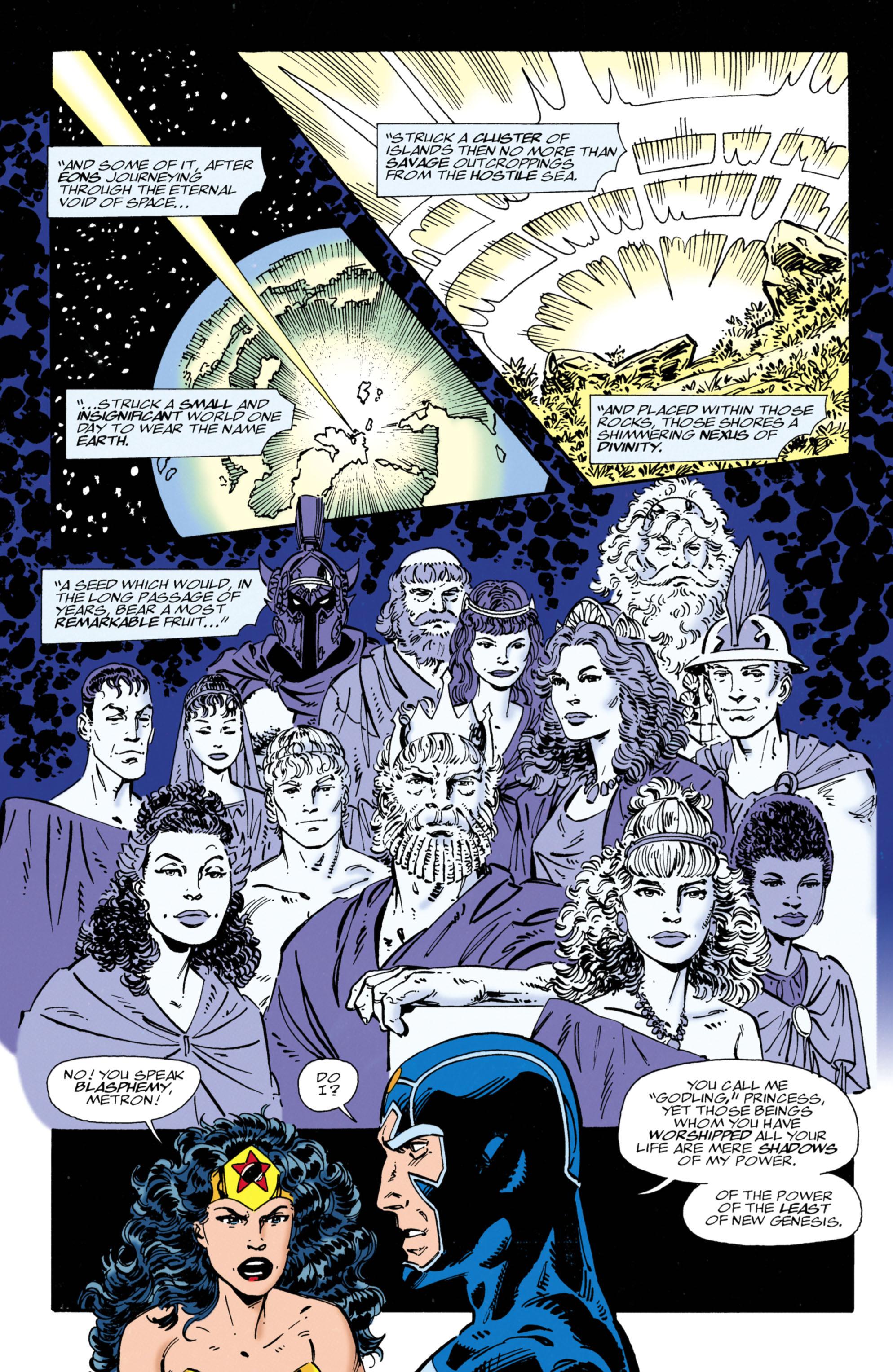 Read online Wonder Woman (1987) comic -  Issue #102 - 19
