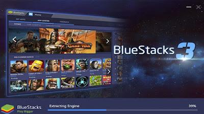 BlueStacks 3 Vantagens sobre outros emuladores