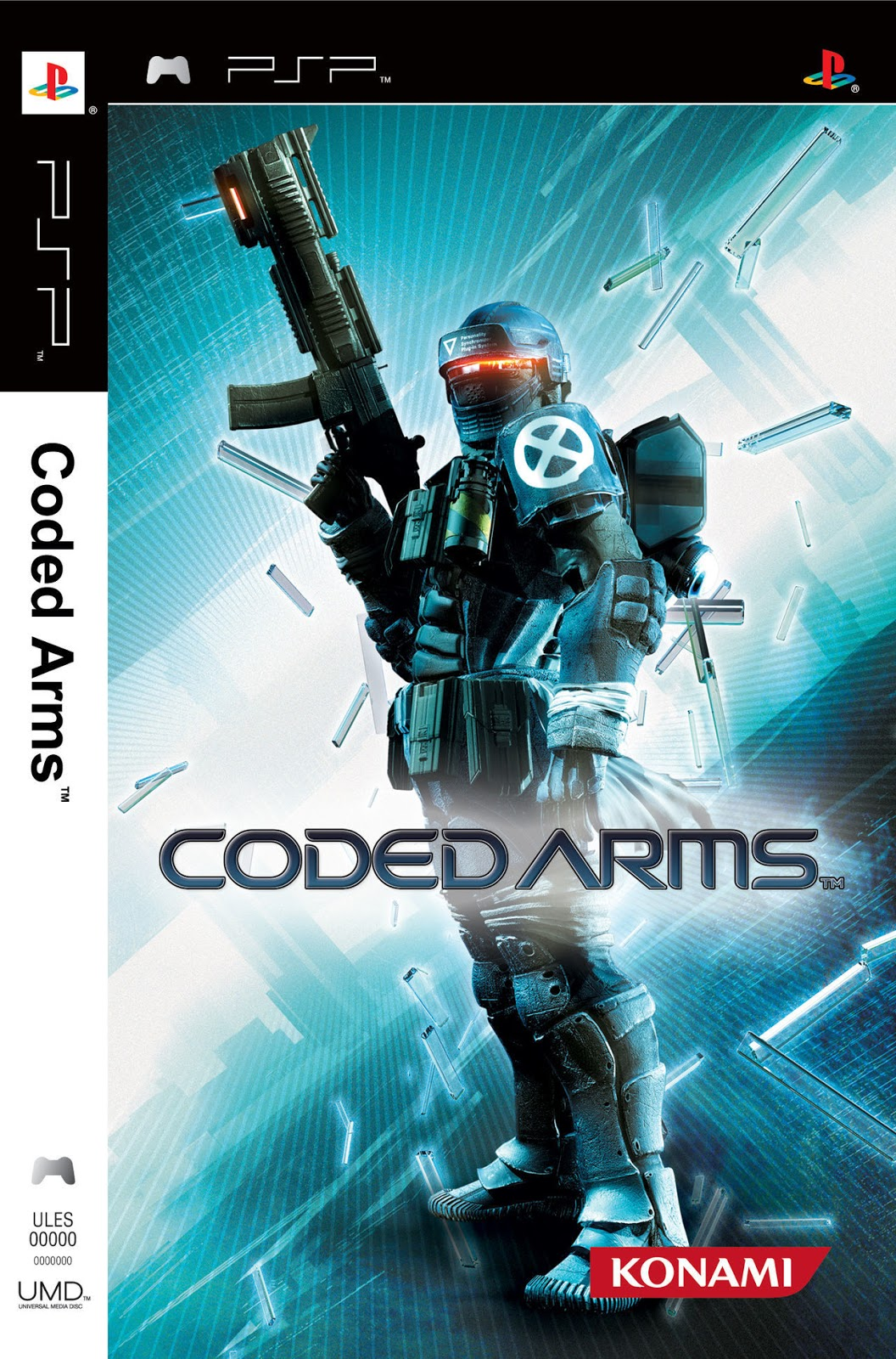 Coded Arms EU ULES00124 CWCheat PSP Cheats, Codes, and Hint