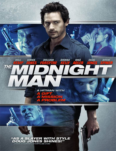 Ver The Midnight Man (2016) Online