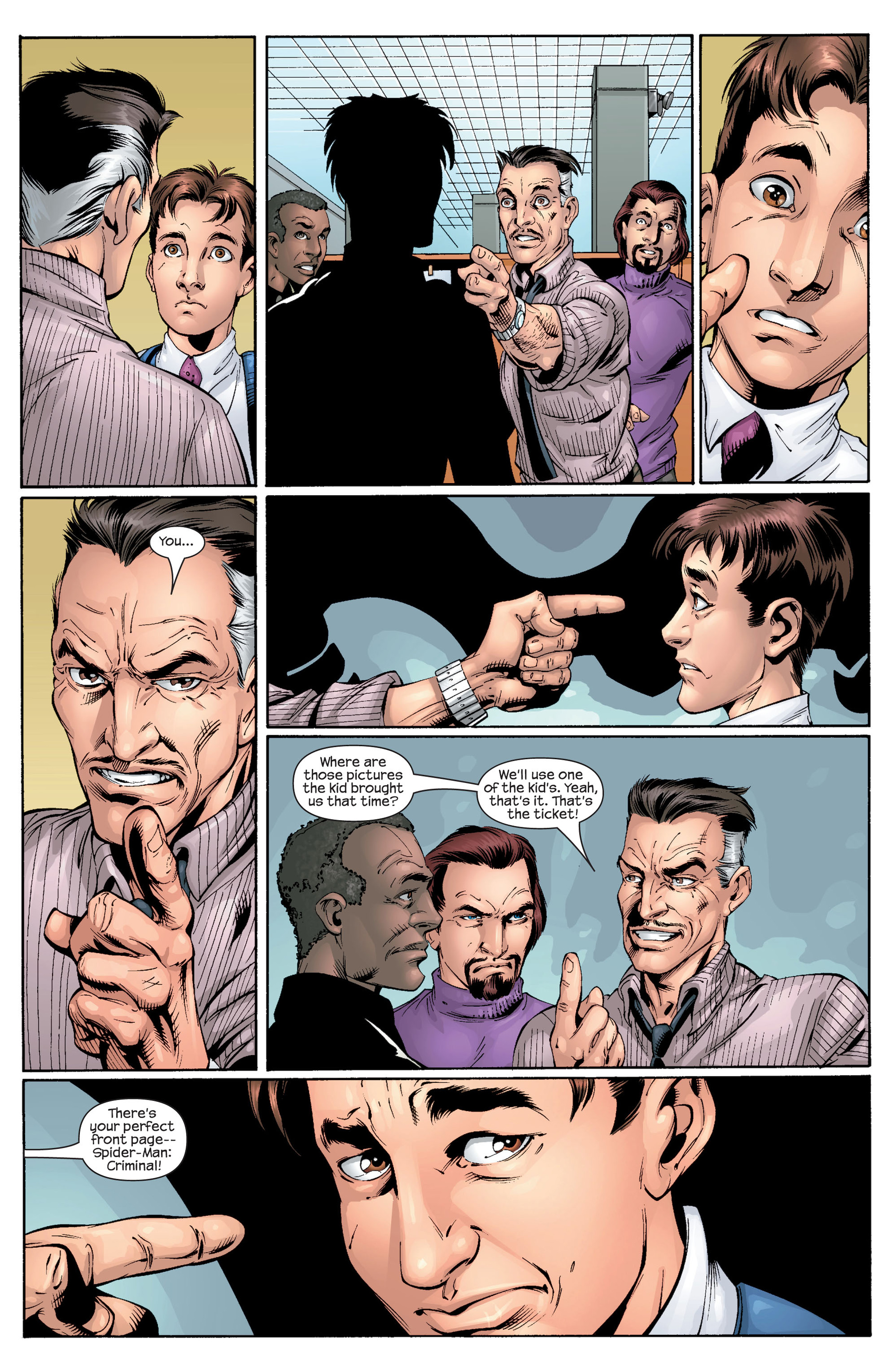 Read online Ultimate Spider-Man (2000) comic -  Issue #29 - 11
