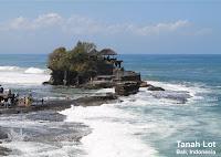 Paket Tour Overland Malang Bali - Pura Tanah Lot
