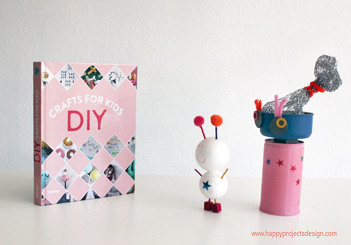 crafts for kids. Monsa