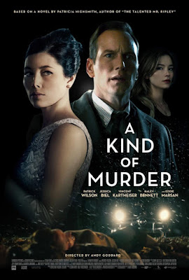 A Kind Of Murder 2016 DVD R1 NTSC Latino