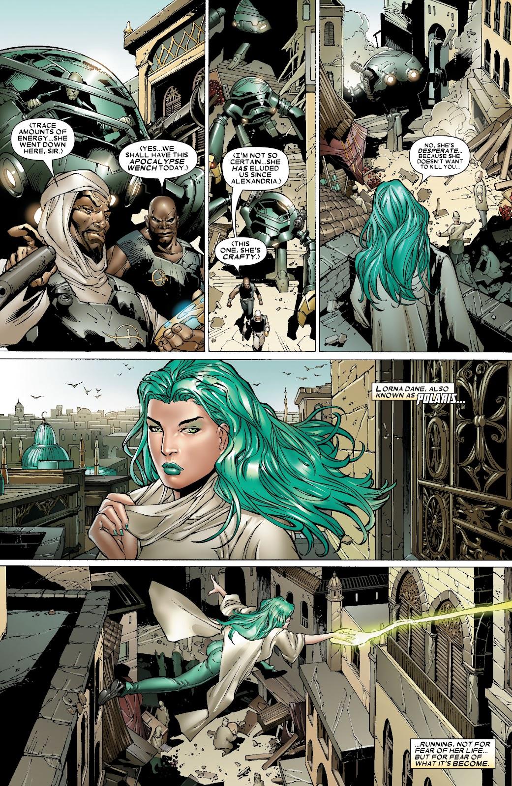 Uncanny X-Men (1963) issue 475 - Page 4