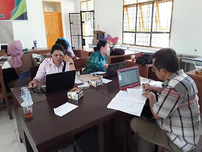 Diklat PKB Guru Matematika SMA Kota Tebing Tinggi