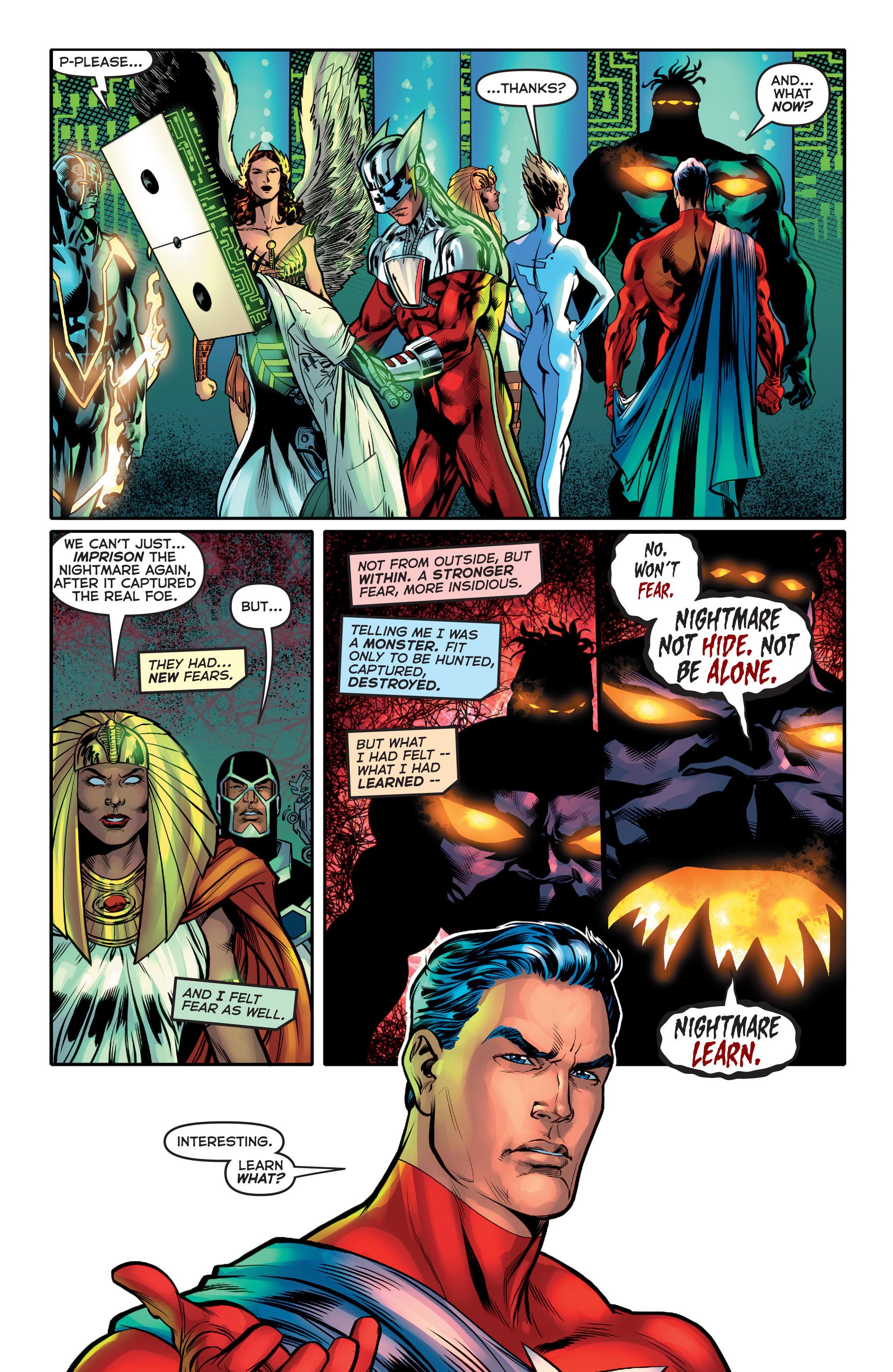 Read online Astro City comic -  Issue #31 - 23