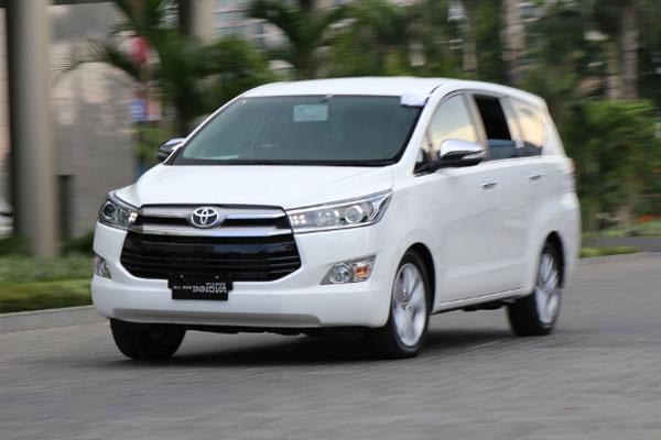 All New Toyota Kijang Innova 2019 Spesifikasi Grand Avanza 2018 Paling Laris Warna Hitam Dan ...