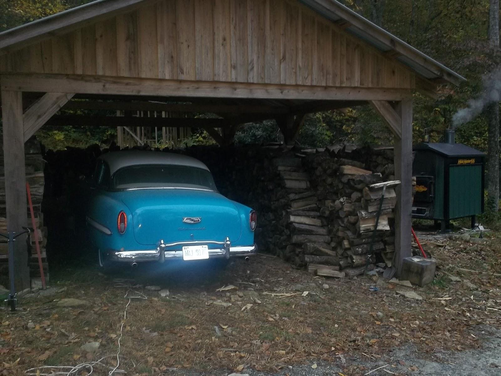 Outdoor Wood Furnace