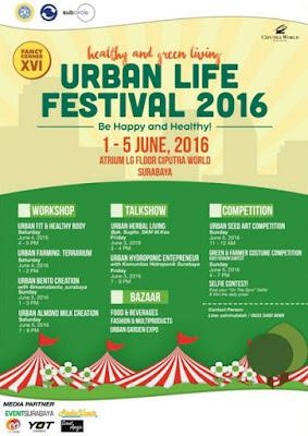 Urban Life Festival 2016