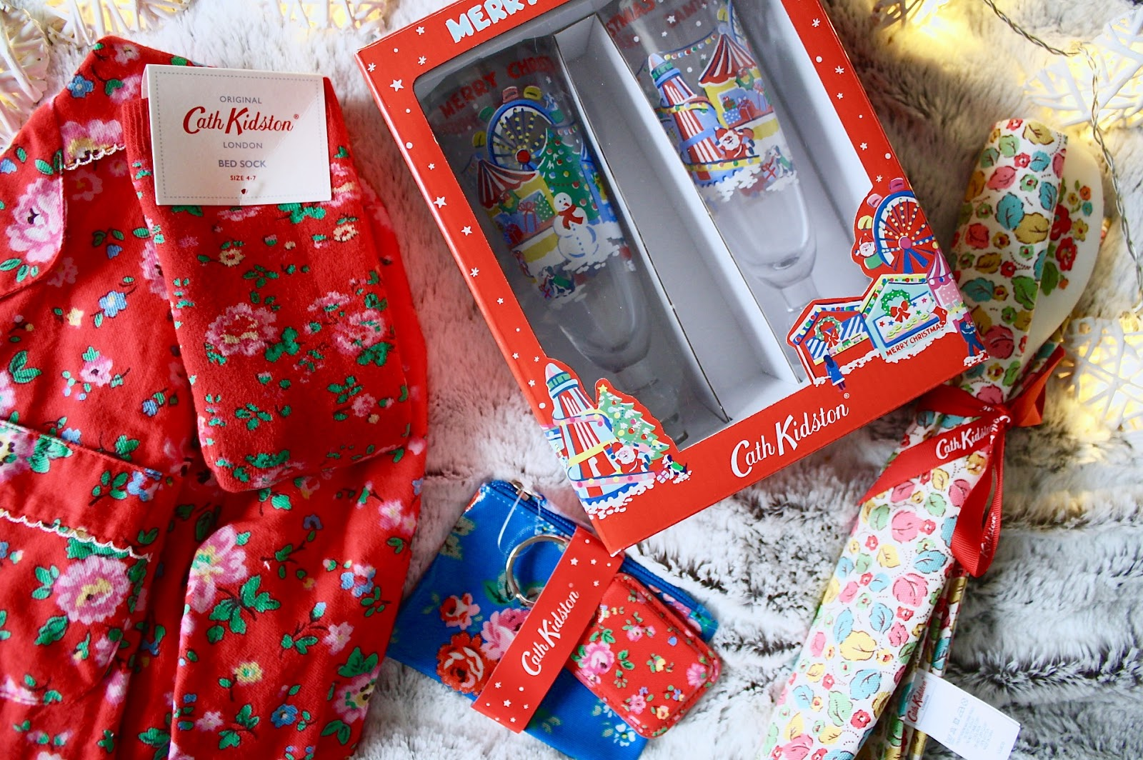 Cath Kidston Pyjamas and Homeware