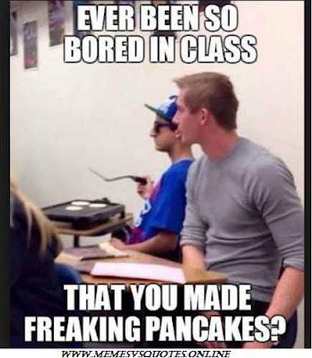 Freaking Pancakes