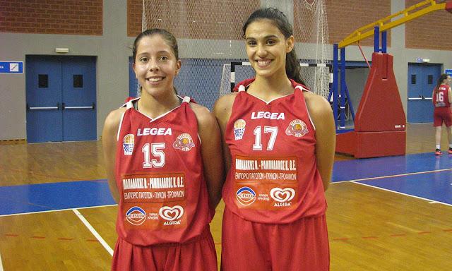 Στο Τουρνουά Φιλίας η Δερμιτζάκη και η Σκουμπάκη