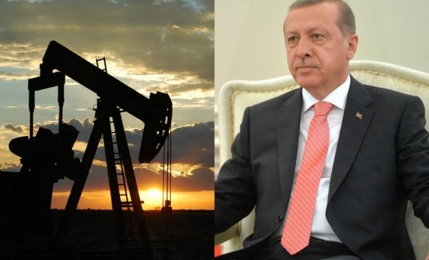 Ο Ερντογάν «σπρώχνει» το πετρέλαιο σε υψηλό 26 μηνών