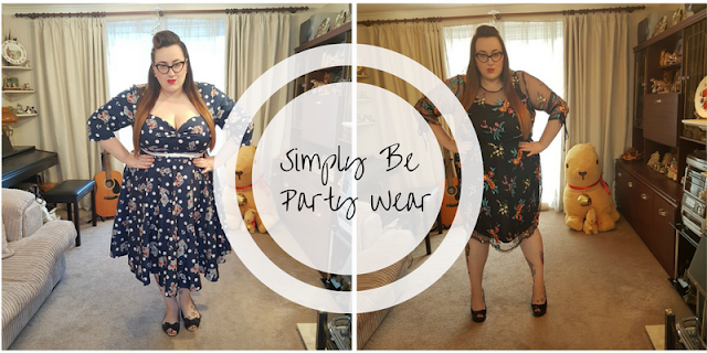 Simply Be Plus Size Party Wear Review