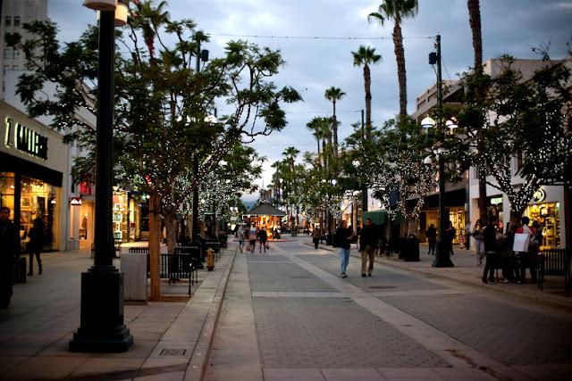 4th Street em Santa Mônica