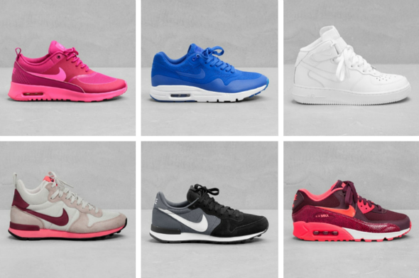 tendencias sneakers se llevaran esta primavera - verano 2015 Nike Other Stories