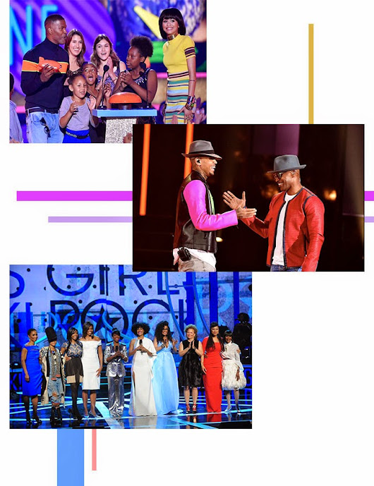 Award Shows & Fashion Flows (A Weekend in Review)