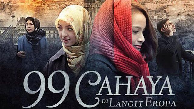 99 Cahaya di Langit Eropa Film Romantis Indonesia Terbaik Paling Banyak di tonton