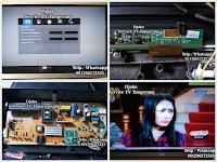 service lcd led tv tangerang