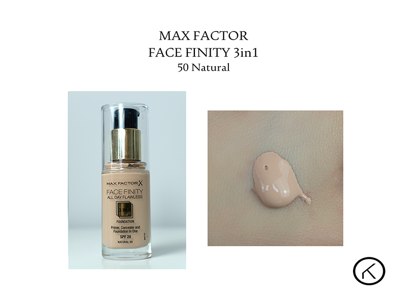 Max Factor Face Finity 3in1 50 nautral  klik