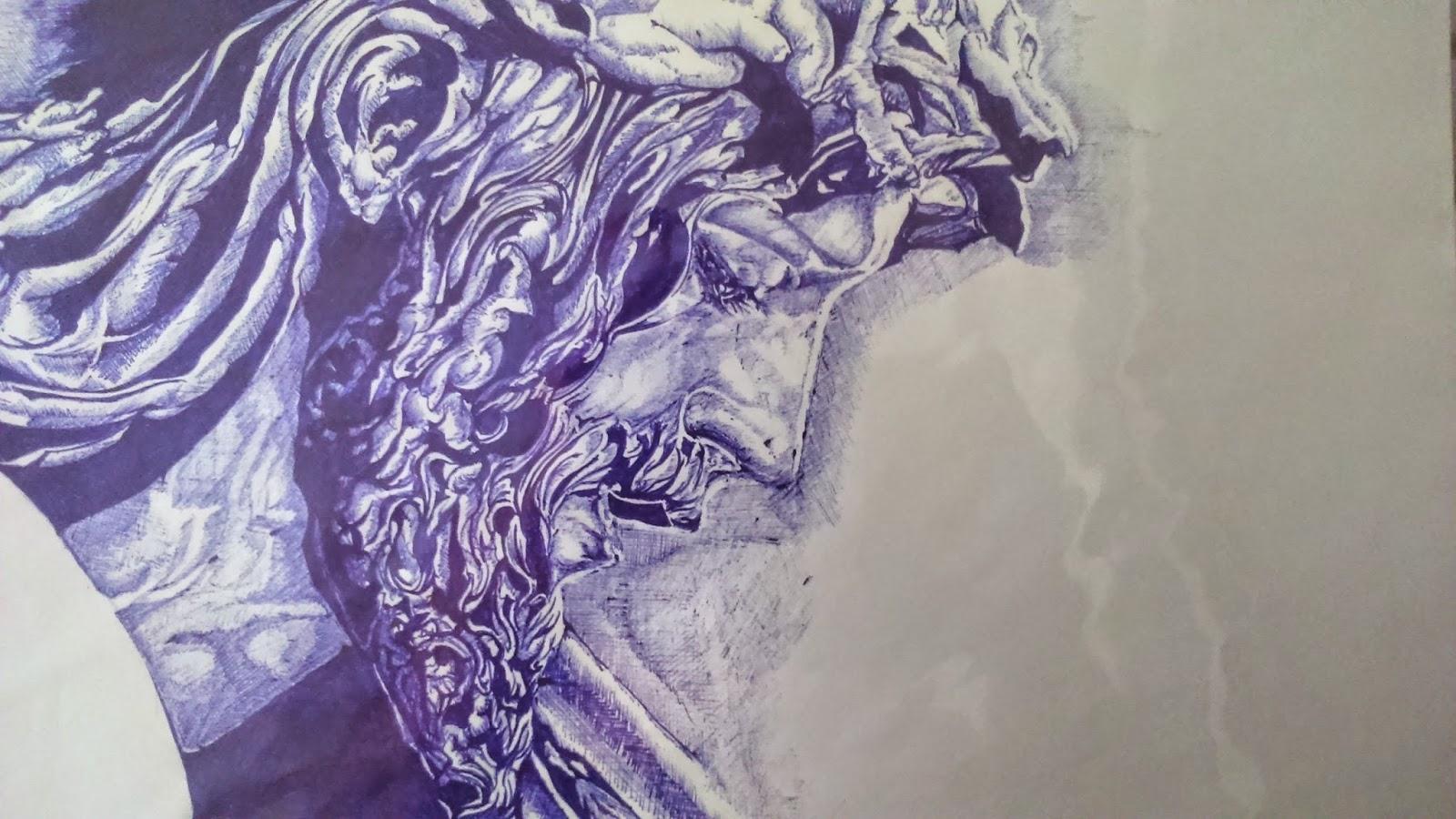 Semana Santa Sevilla Colorear: DIBUJOS A BOLIGRAFO S.GRUESO: IMAGENES DE LA SEMANA SANTA